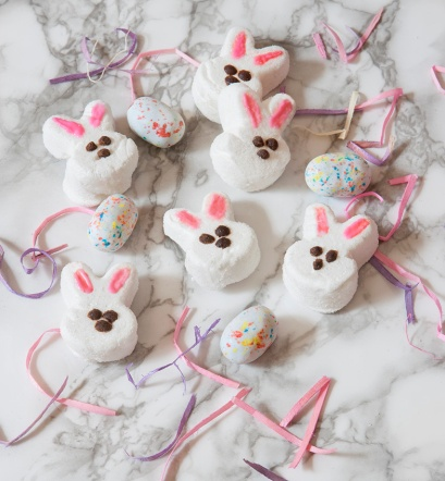 Bunny Marshmallows